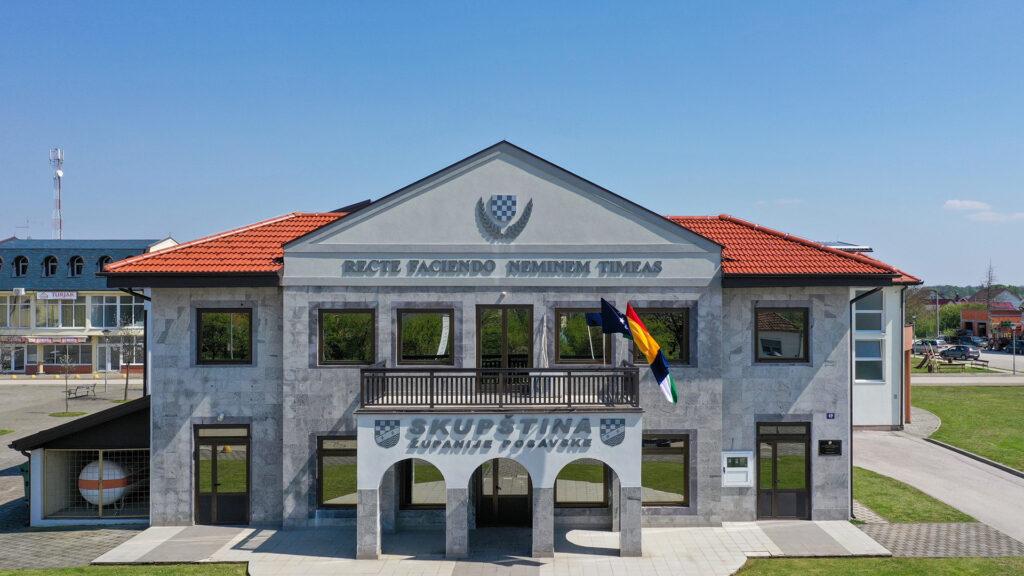 Zgrada Skupština Županije Posavske